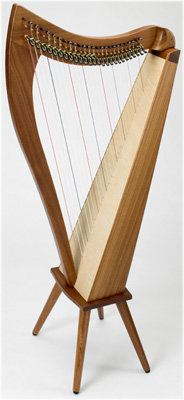 Picture of Dusty Strings Allegro Lever Harp