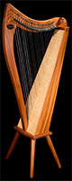Picture of Allegro Harp
