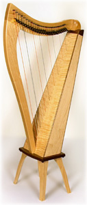 Picture of FH26 Celtic Harp