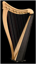 Picture of Ravenna 26 Celtic Harp