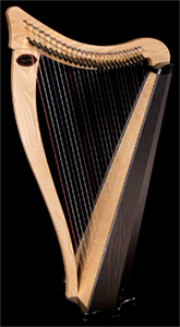 Picture of Ravenna 26 by Dusty Strings Harp