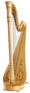 Picture of Chicago 47 CG Extended Harp