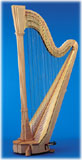 Picture of Salzedo by Lyon & Healy Harp