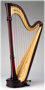 Picture of Style 85 CG Harp