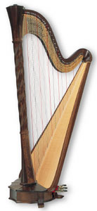 Picture of Apollo Harp