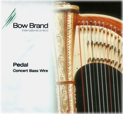 Bow Brand Pedal Harp String