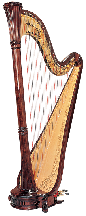 Harps at The Harp Connection