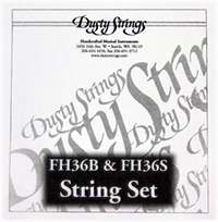 Set Of Strings For Dusty Strings FH36S Harp