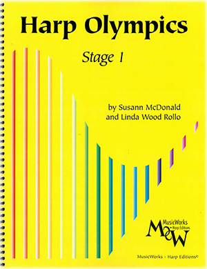 Harp Sheet Music For Harp