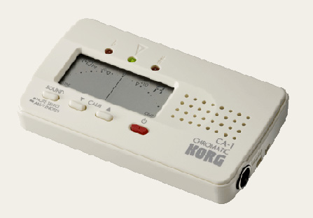 Picture of Electronic Tuning Aid, Korg Chromatic Tuner - CA-2
