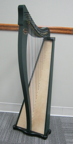 Picture of Ravenna 26 (Full Levers, Drop Down Leg & Economy Case) Harp