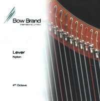 Picture of Bow Brand Lever Nylon 4th B (No. 25)