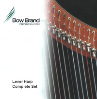 Picture of Bow Brand Complete Set Ana - 40 strings (Pedal Tension)