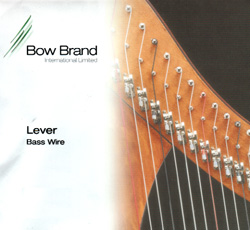 Picture of Bow Brand Lever Bass Wire (Standard) 5th Octave Set (E-D-C-B-A-G-F)
