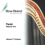 Picture of Bow Brand Pedal Natural Gut 0 G (No. 00)
