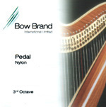 Picture of Bow Brand Pedal Nylon 3rd E (No. 15)