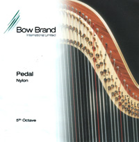 Picture of Bow Brand Pedal Nylon 5th A (No. 33)