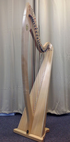 Picture of Troubadour VI Harp