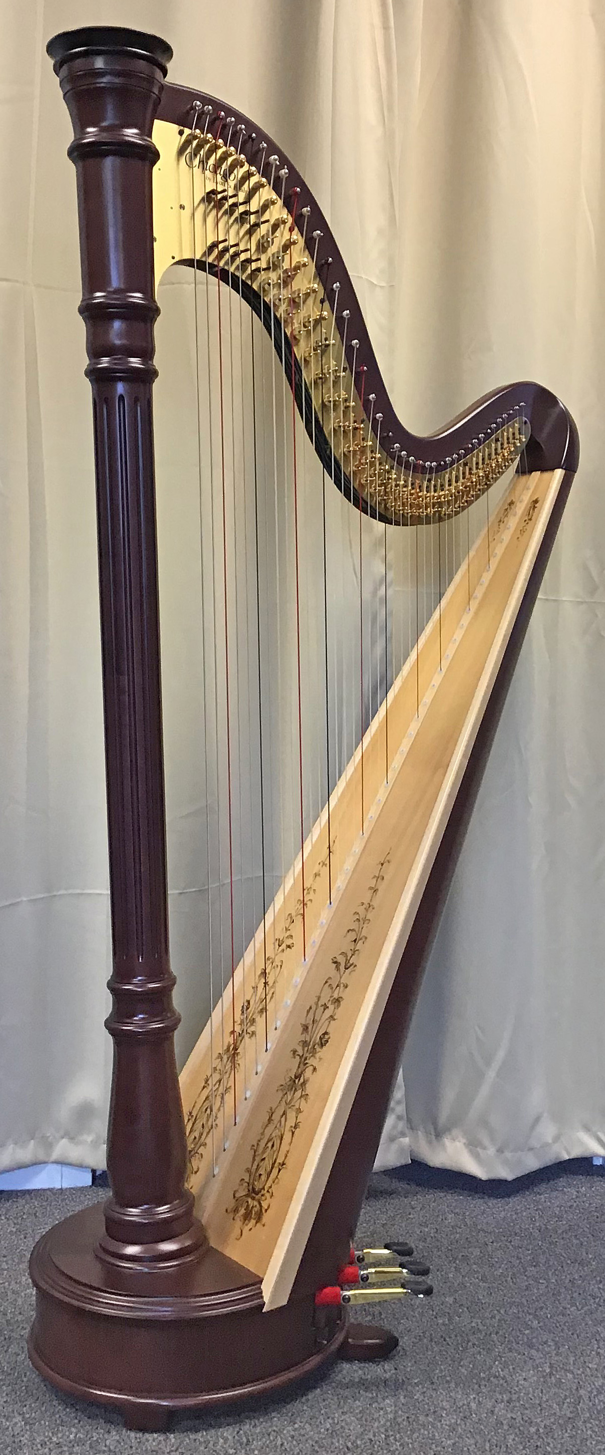 Picture of Chicago 40 Petite Harp